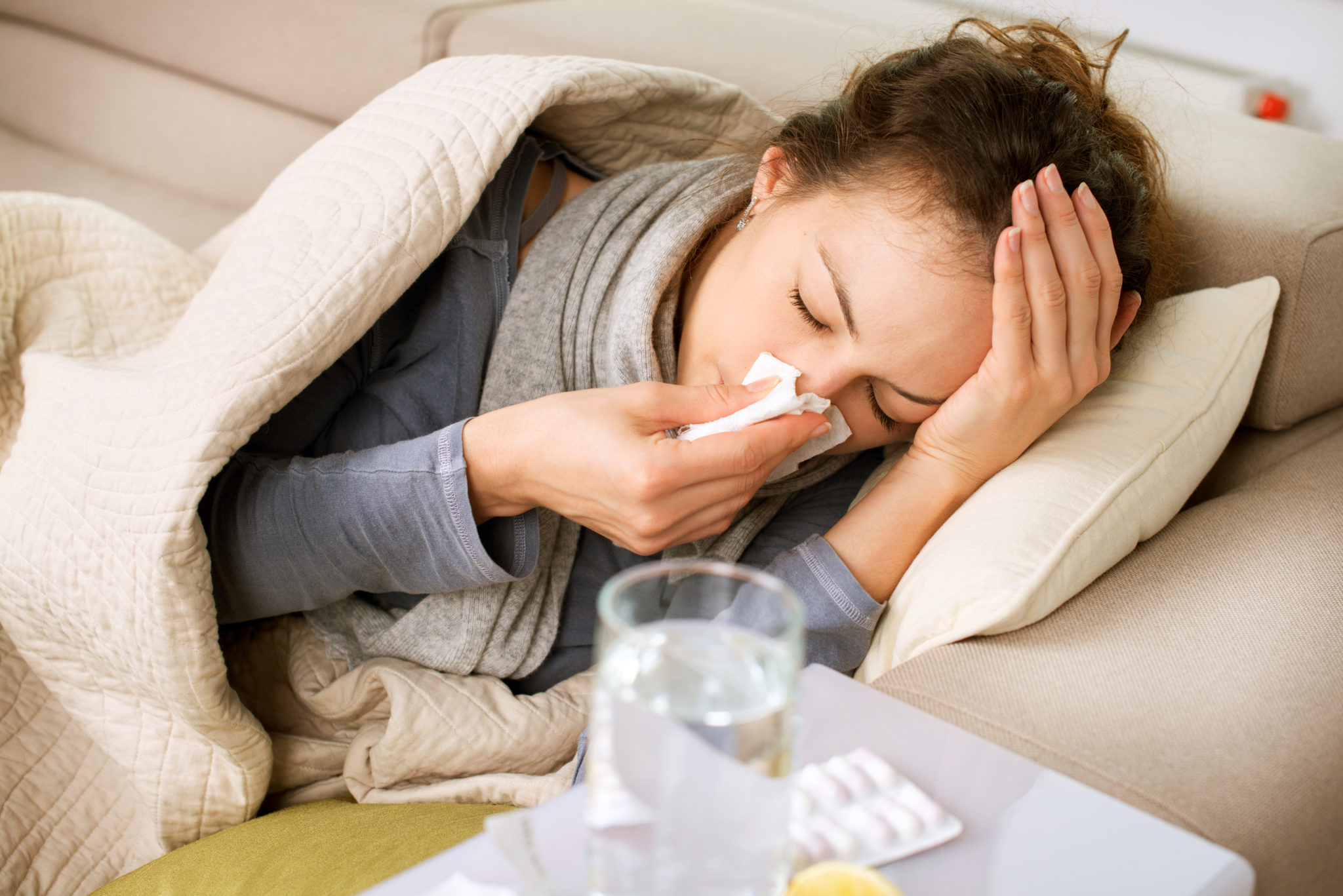 Apa influenza itu? Ternyata beragam jenisnya