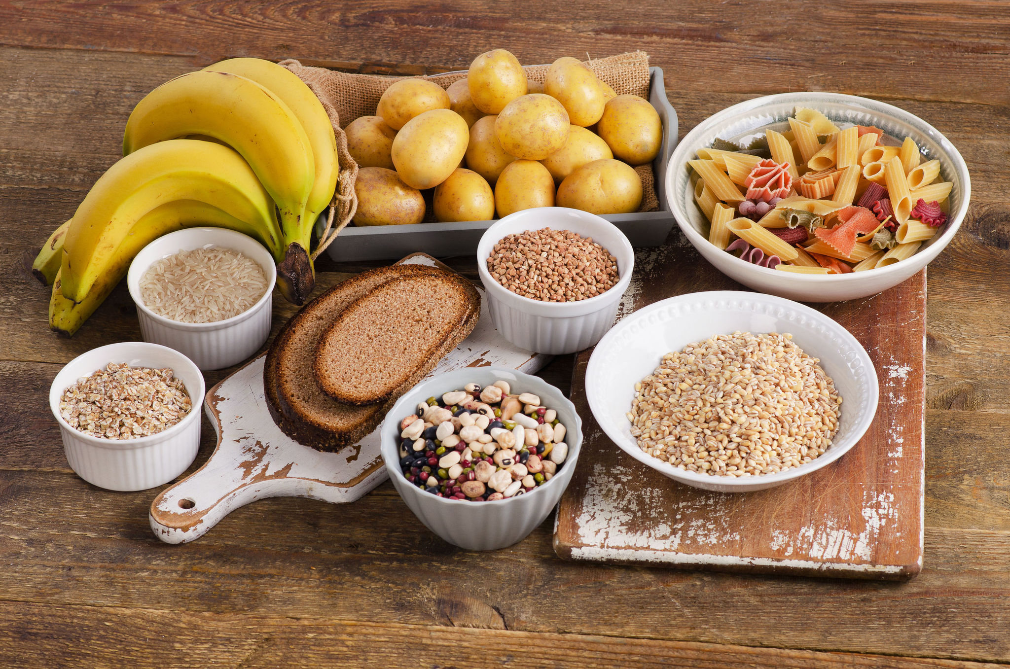 9 Jenis makanan berkarbohidrat tinggi